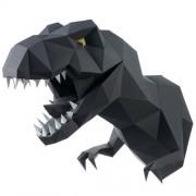 """3D-конструктор """"Динозавр Завр"""" (графитовый)"""