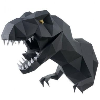 Динозавр Завр (графитовый) 3D-конструктор