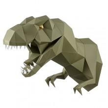 "3D-конструктор ""Динозавр Завр"" (васаби)"