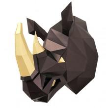 """3D-конструктор """"Носорог Рок"""""""