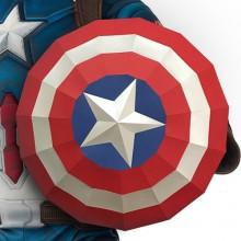 Щит Капитана Америки 3D-конструктор