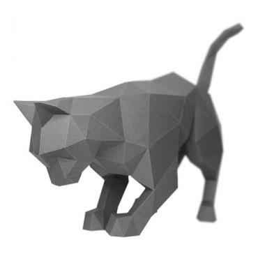 Кот Дымок 3D-конструктор