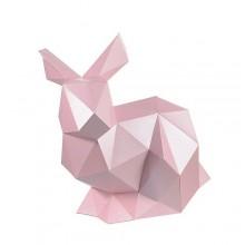 Кролик Няш 3D-конструктор