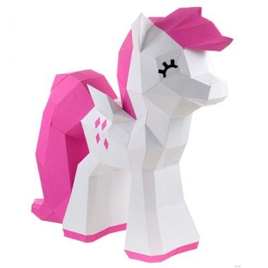 Милая Пони 3D-конструктор