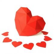 Сердце 3D-конструктор