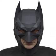 """3D-конструктор """"Маска Бэтмен"""""""