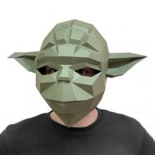 "3D-конструктор ""Маска Мастер Йода"""