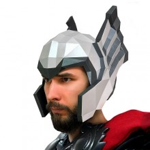 """3D-конструктор """"Маска Шлем Тора"""""""