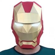 """3D-конструктор """"Маска Железный Человек"""""""