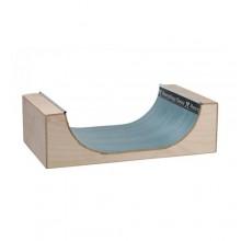 Рампа деревянная для фингербордов S (34х20х10 см)