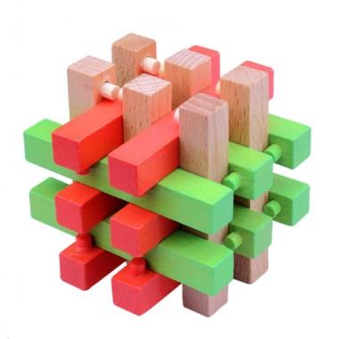 Головоломка Color Wood 1