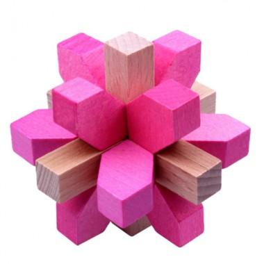 Головоломка Color Wood 2