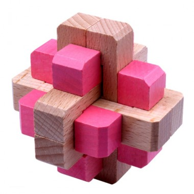 Головоломка Color Wood 8