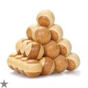 Головоломка 3D Bamboo Cannon Balls