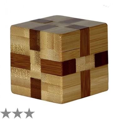 Головоломка 3D Bamboo Cube