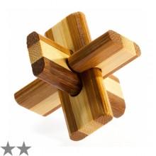 Головоломка 3D Bamboo Doublecross