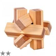 Головоломка 3D Bamboo Firewood