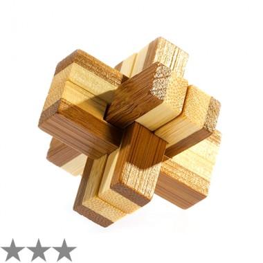 Головоломка 3D Bamboo Knotty