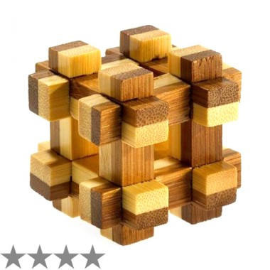 Головоломка 3D Bamboo Prison House