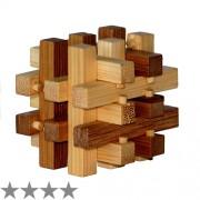 Головоломка 3D Bamboo Slide