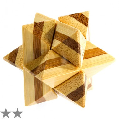 Головоломка 3D Bamboo Superstar