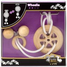 Деревянная головоломка Eureka Wheelie