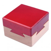 Деревянная головоломка Коробка с секретом L