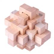 Деревянная головоломка Wood Box Альфа