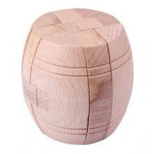 Деревянная головоломка Wood Box Бочка