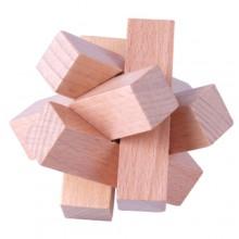 Деревянная головоломка Wood Box Дрова