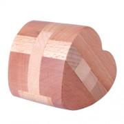 Деревянная головоломка Wood Box Сердце