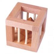 Деревянная головоломка Wood Box Клетка