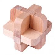 Деревянная головоломка Wood Box Квадрат