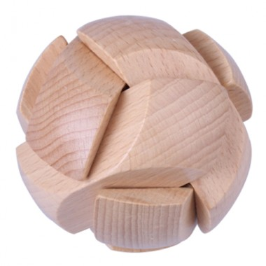 Деревянная головоломка Wood Box Луна