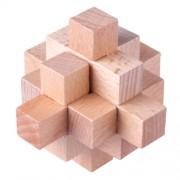 Деревянная головоломка Wood Box Малая Пагода