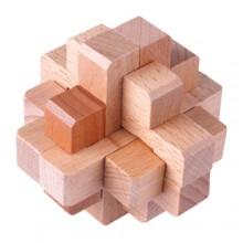 Деревянная головоломка Wood Box Омега