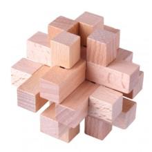 Деревянная головоломка Wood Box Переплет