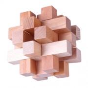 Деревянная головоломка Wood Box Переплет 2