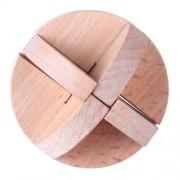 Деревянная головоломка Wood Box Сфера