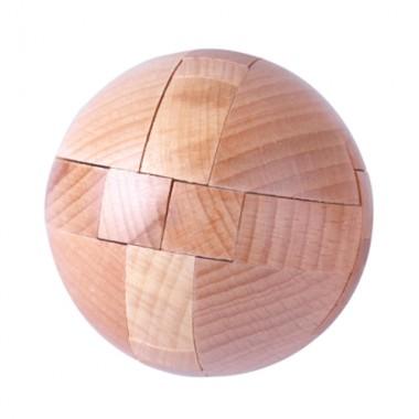 Деревянная головоломка Wood Box Шар