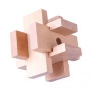 Деревянная головоломка Wood Box Скворечник