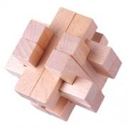 Деревянная головоломка Wood Box Тайник