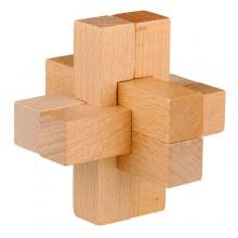 Деревянная головоломка Wooden Puzzle Крестовина