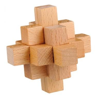 Деревянная головоломка Wooden Puzzle Малая Пагода