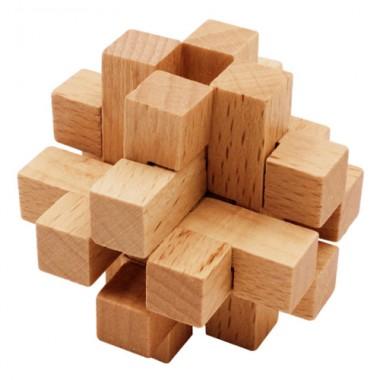 Деревянная головоломка Wooden Puzzle Переплет