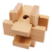 Деревянная головоломка Wooden Puzzle Скворечник