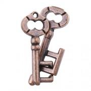 Металлическая головоломка Ключи