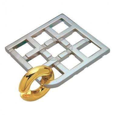 Металлическая головоломка Решетка