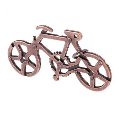 Металлическая головоломка Велосипед