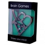 Металлическая головоломка Brain Games AB